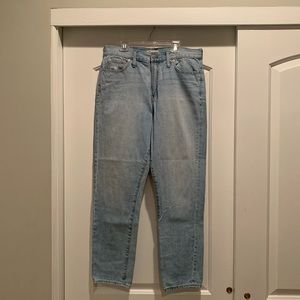 Madewell Perfect Summer/Perfect Vintage Jean